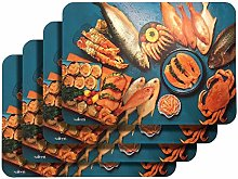 Westmark 01027610150 Seafruits Table Mats