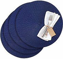 Westmark 1211018150 Circle 4 Place Mats, Plastic,