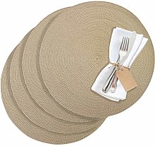 Westmark 1211030150 Circle 4 Place Mats, Plastic,