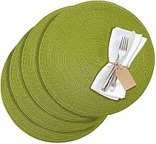 Westmark 1211095150 Circle 4 Place Mats, Plastic,