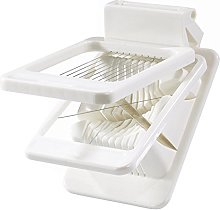Westmark 2-in-1 Egg Slicer/Wedger, White