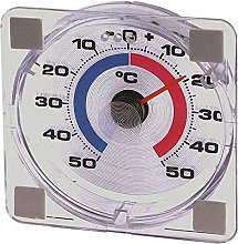 Westmark 52122280 Window Thermometer, White