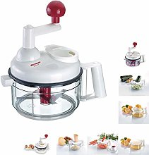 Westmark 97142260 Manual Food Processor, Slicer,