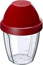 Westmark Dressing Shaker, Red, 0.25 l