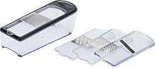 Westmark Grater/Slicer Set with 4 cutting inserts