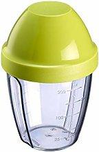 Westmark Mix-Ei Shaker, Green/Transparent, 8.7 x