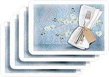 Westmark Opera 01014710150 Table Mats Polypropylene