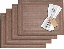 Westmark Structure 01210206150 Table Mats Vinyl