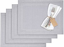 Westmark Structure 01210244150 Table Mats Vinyl
