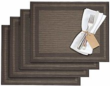 Westmark Structure 01210281250 Table Mats Vinyl