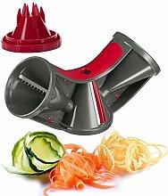 Westmark Vegetable Slicer Triolo, Stainless Steel,