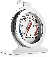 WESTONETEK Stainless Steel Dial Oven Thermometer