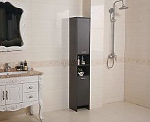 WestWood Bathroom Cabinet Tall Shelving Unit