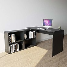 WestWood Morden L-Shape Computer Corner Desk With