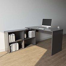 WestWood Morden L-Shape Computer Corner Desk With