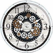 Westzytturm Modern Extra Large Wall Clock with