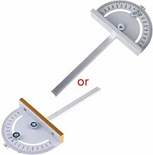 WESYY T Style Angle Ruler,Angle Measuring Tool