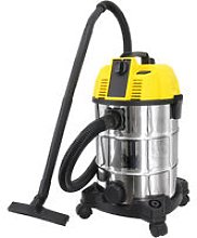 Wet and Dry Vacuum Cleaner, Self-Cleaning &