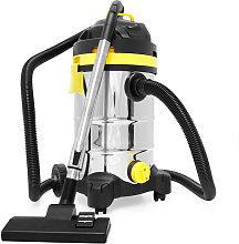 Wet Dry Vacuum Cleaner 30L Blow Function HEPA