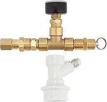 WFAANW High Quality Pressure Gauge Regulator Gauge