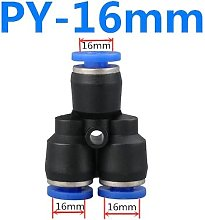 WFAANW Pipe Fittings Plastic Pneumatic Connector