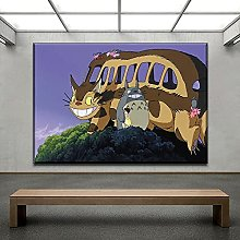 WFLWLHH Canvas Wall Art Giclee Prints Pictures
