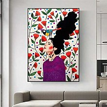 WFLWLHH Print On Canvas Posters & Prints Nordic