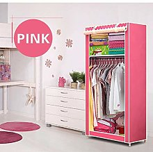 WFQGZ wardrobe DIY Non-woven wardrobe combination