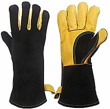 WFSH Heat Resistant Fire Protection Gloves,for