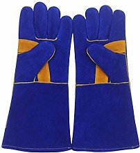 WFSH Welding Gloves with Kevlar,Reinforced Thumb