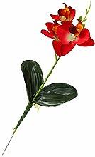WFZ17 Artificial Phalaenopsis Flower DIY Crafts