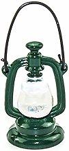 WFZ17 MIni Doll house Toy Miniature Oil Lantern