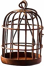 WFZ17 Miniature Doll House Toy Birdcage Ornament