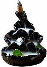 WFZ17 Waterfall Backflow Ceramic Burner with