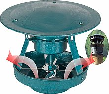 WGE Outdoor Air Extractor, Fireplace Chimney Fan,