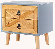 WGEMXC Home Standing Table,Wooden Cabinet Bedside