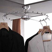 WGEMXC Modern Multifunctional Coat Hook Rack Coat