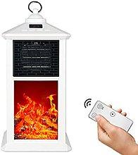 WGFGXQ Remote Control Electric Corner Heater,