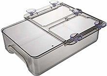 WGG Suction Cup Refrigerator Storage Box Drawer