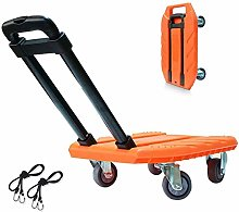 Wghz Hand trolley folding trolley luggage trolley
