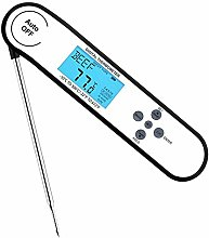 Wghz Meat Food Thermometer for Grill And Cooking,