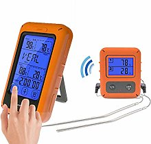 Wghz Wireless Digital Meat Thermometer, Remote