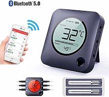 Wghz Wireless Meat Thermometer Bluetooth Smart BBQ