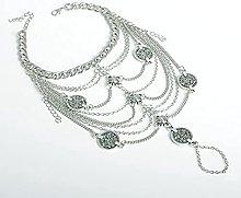 wgkgh Anklet Star Ankle Bracelet Foot Jewelry