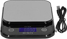 WH‑B28 Stainless Steel Electronic Scale, Digital