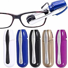 Whale city 5PCS All In One Portable Eyeglass