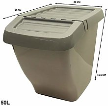 Wham 30L & 50L Storage Recycling Kitchen Recycle