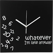 Whatever I'm Late Anyway | Battery Operated