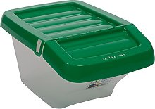 Whatmore 30 LITRE STACKABLE RECYCLING CLEAR BASE