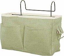 Whchiy Bedside Storage Bag Bunk Hanging Organizer